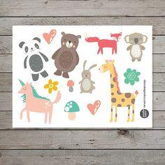 TRACEY COLLINS - This super sweet sticker sheet is now online 🐼🐨🦄 Shop direct from my website (link in profile) or find me on Etsy (TheMakeGoodCo) #stickers #plannerstickers #craft #diy #giftwrappingideas #cute #cutestickers #plannercommunity #kikkikplannerlove #filofax #happyplanner #mambi #eclifeplanner #erincondren #etsy #etsyau #stationery #stationeryaddict #panda #koala #unicornstickers #craftsupplies #plannergirl #themakegoodco
