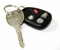 Put your car keys beside your bed at night . . .  If you hear a noise outside your home or someone trying to get in your house, just press the panic button for your car.