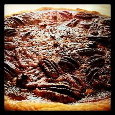 Delicious Southern Pecan Pie