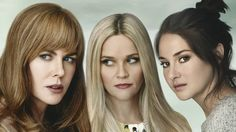 Subversive, darkly comedic drama Big Little Lies tells the tale of three mothers of first graders whose apparently perfect lives unravel to the point of murder.