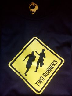 Two Runners Danger.