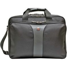 WENGER WA-7652-14F00 SWISSGEAR 15.6 INCH LEGACY TOP LOAD DOUBLE GUSSET NOTEBOOK CASE - product - Product Review