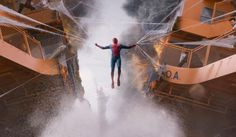 Swing into Action with the First Full 'Spider-Man: Homecoming' International Trailer