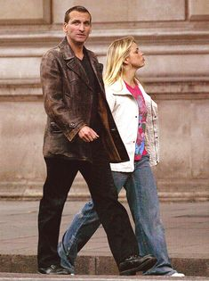 The 9th Doctor and Rose