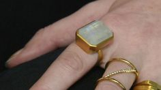 Ringly introduces fashion-forward ring that connects to your smartphone