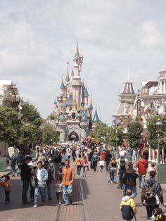 Entrada a Disneyland Paris Disneyland Paris, Dolores Park, Street View, Travel, Monuments, Museums, National Parks, Cities, Viajes