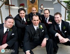 Bridal Party - Noriega House, Bakersfield CA