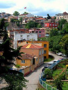 Ortahisar, Trabzon, Turkey by maykal on Flickr.