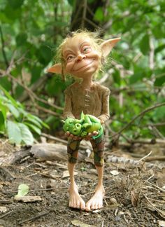 Elf✋ART DOLLS More Pins Like This At FOSTERGINGER @ Pinterest☝✋