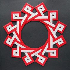 A Truly amazing website filled with origami tutorials. If your looking for inspiration or just something new you will find it here :)
