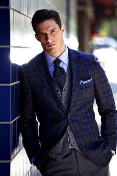The Well-Dressed #layering #menstyle #menswear #versatile