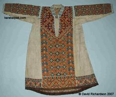 South Khanty embroidery. http://www.karakalpak.com/