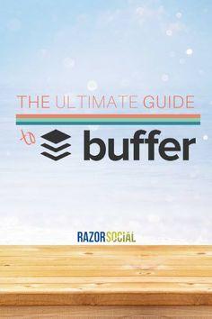 Ultimate Guide to BufferApp (portrait): Ultimate Guide to BufferApp (portrait)