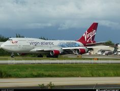 My Favorite Virgin Airlines, Boing 747-400