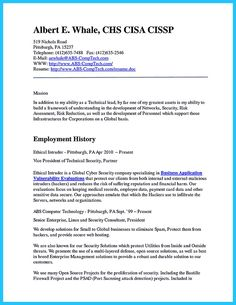 nice Powerful Cyber Security Resume to Get Hired Right Away,