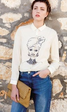 Camisa Africana - Plümo Ltd