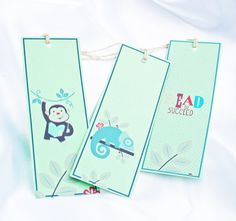 Childrens Love to Read Bookmarks
