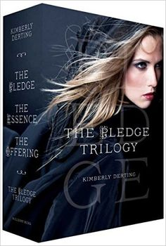 Box Set Release Celebration + Giveaway: The Pledge Trilogy by Kimberly Derting