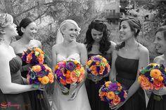 San Diego wedding planner Keli Christenson, of Monarch Weddings coordinate real wedding for Kelly & Chris at the Lodge at Torrey Pines La Jolla, California Lodge Wedding, Rustic Wedding, Wedding Venues, Orange Purple Wedding, Orange And Purple, Maui Weddings, Real Weddings, Sister Wedding, Wedding Day
