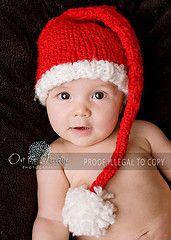 xmas stocking hat