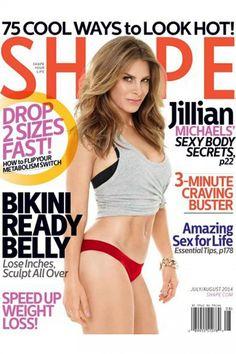 """El desnudo más fitness del mundo… ¡la entrenadora de """"The Biggest Loser"""" se quitó las licras!"""