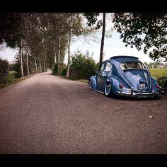 "@Connie Anderson Nation's photo: ""Old School. ❤ #vw #bug #beetle #stancenation"""