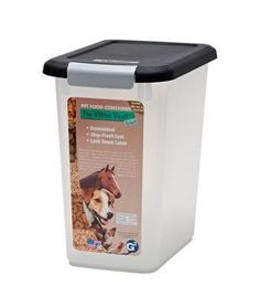 DOG FEED CONTAINERS - VITTLES VAULT - SELECT 25 - GAMMA2 INCORPORATED - UPC: 769397153255 - DEPT: DOG PRODUCTS