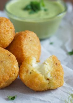 These Cheese-Stuffed Yuca Balls Are the Best Thing to Ever Happen to You - http://food.moodious.com/these-cheese-stuffed-yuca-balls-are-the-best-thing-to-ever-happen-to-you/