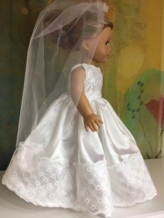 Communion Sets, First Communion, Bridal Sash, Bridal Gowns, Wedding Dresses, Frilly Dresses, Flower Girl Dresses, Flower Veil, Organza Flowers