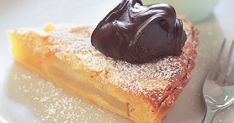 This prepare-ahead dessert is a gourmet option for a dinner party at home.