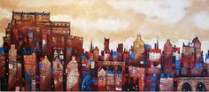 Edinburgh Folk, House Art, The Originals, Painting, Illustrations, Inspiration, Vintage, Folklore, Celtic Art