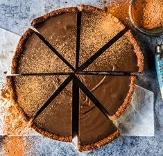 Chocolate Tart with Thermomix Instructions
