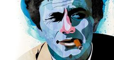 Remix of the sunday night mystery theatre intro music to Columbo. The best detective of all time, played by the recently deceased Peter Falk. Basset Dog, Mystery Theater, Peter Falk, Beautiful Artwork, His Eyes, Detective, Photo Art, History, Artist