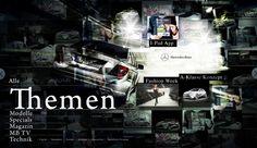 Mercedes-Benz Magazine on Behance