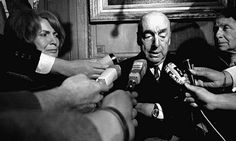 'The whole affair is extremely sad' … Pablo Neruda. Photograph: Laurent Rebours/AP