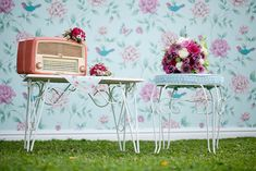 The sweet pastels and retro shapes of the 1950s are always fun to draw inspiration from and today's inspiration shoot comes from a group of Brisbane wedding professionals about to unveil something big