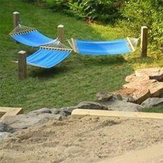 Fun Backyard Design Ideas #backyarddesign