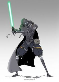 Jedi by NOMANSNODEAD