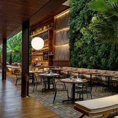 Restaurante Kaá, em São Paulo. Projeto de Arthur Casas. #restaurant #restaurante #sentidos #sense #artes #arts #art #arte #decor #decoração #architecturelover #architecture #arquitetura #design #interior #interiores #projetocompartilhar #davidguerra #shareproject #kaa #restaurantekaa #arthurcasas #arthurdemattoscasas #saopaulo #sp #brasil #brazil