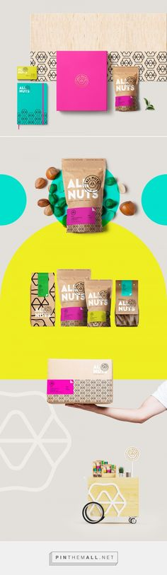 All Nuts Believes a Nut a Day Keeps The Doctor Away — The Dieline | Packaging & Branding Design & Innovation News - created via https://pinthemall.net