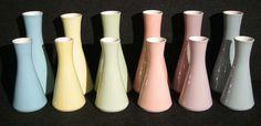 "Lilienporzellan rosa 15cm Vase, 250,-- pro Stück (mit ""Verunreinigung"") Daisy, Retro, Pink, Vases, Art, Margarita Flower, Neo Traditional, Rustic, Bellis Perennis"