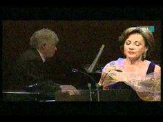 Schubert: An die Musik D.547 Andrea Rost, Zoltán Kocsis Budapest 2011