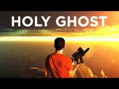 Holy Ghost Official Trailer (Documentary)From the director of Finger of God, Furious Love and Father of Lights, Darren Wilson sets out to make a movie that is completely led by the Holy Spirit. Ghost Film, Ghost Movies, Christian Films, Christian Life, Ghost Official, Darren Wilson, Christian Apologetics, To Do This Weekend, Holy Ghost