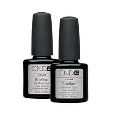 """CND Shellac Top and Base """"Set of 2"""" Good Deal for $26.99"""