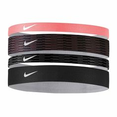 Nike Headband ($15) ❤ liked on Polyvore featuring accessories, hair accessories, nike headband, hair band accessories, nike hairband, nike and headband hair accessories