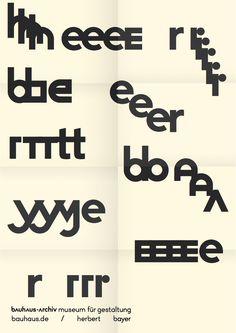 corpoarte design bauhaus-archiv, »herbert bayer«, 2014, L2M3
