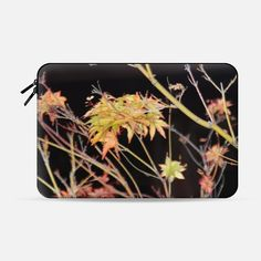 Yellow flowers - Macbook Sleeve