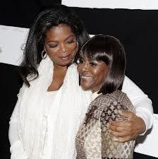 Cicely Tyson & Oprah