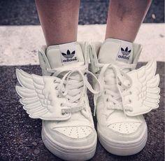 Want!! Adidas wings