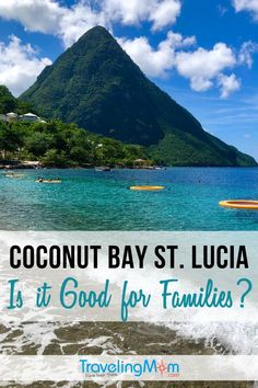 Coconut Bay in St. Lucia is an all-inclusive resort in the Caribbean. But is it a good fit for families? Find out more about the rooms, spa, food and activities and whether you should bring the kids! All Inclusive Family Resorts, Family Vacation Destinations, Beach Resorts, Vacation Trips, Vacation Travel, Family Vacations, Travel Destinations, Beach Vacations, Family Trips